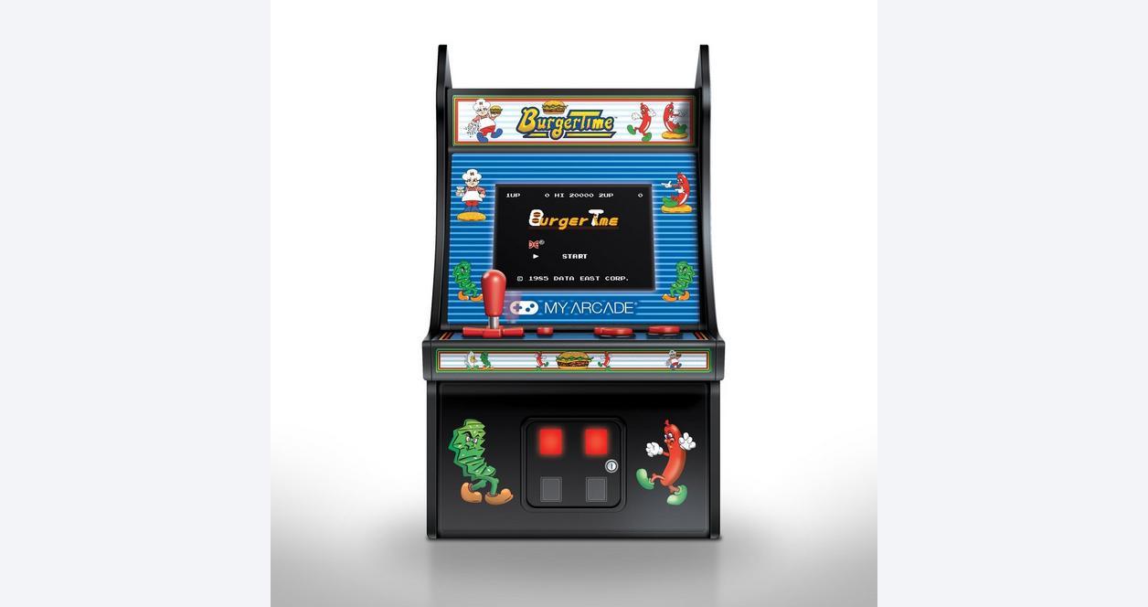 BurgerTime Retro Micro Player
