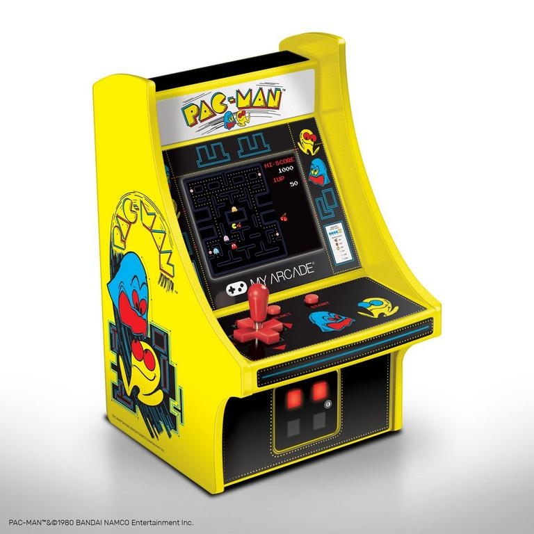 Pac-Man Retro Micro Player