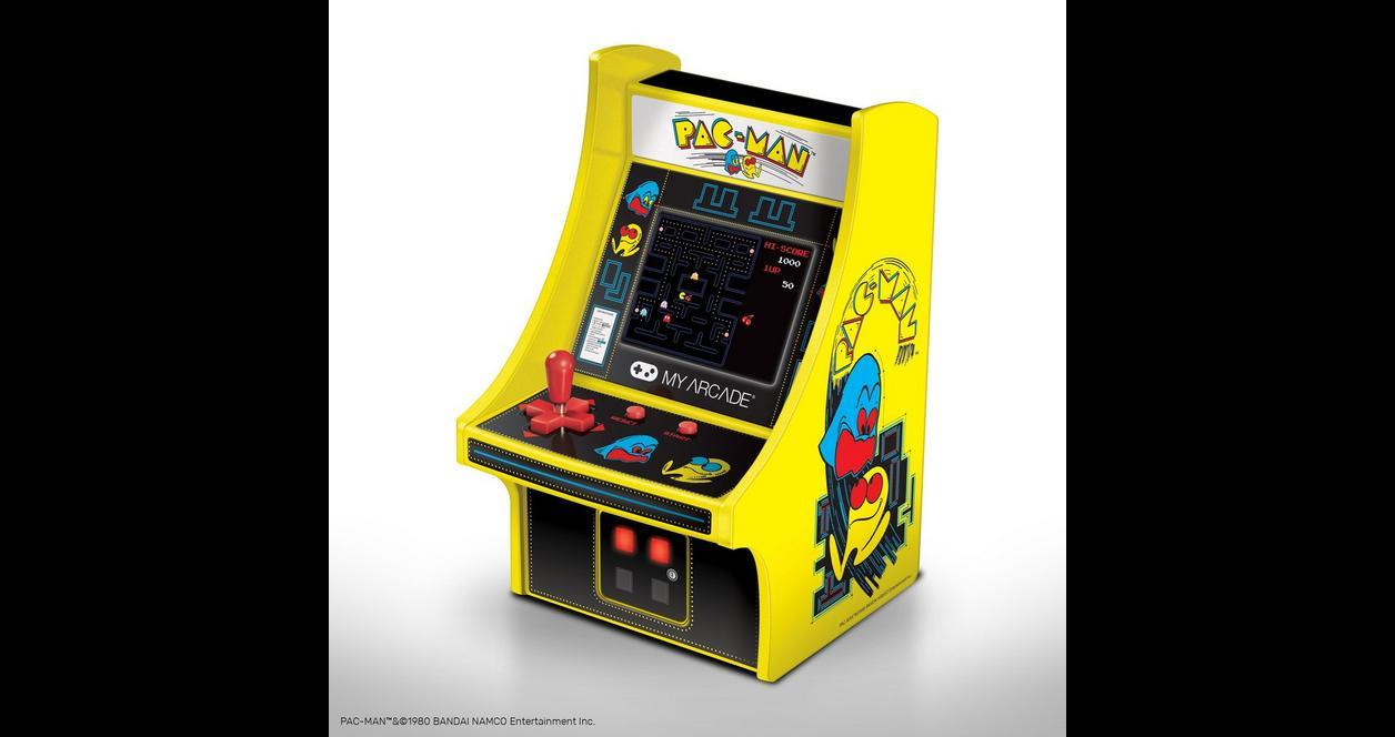 PAC-MAN Retro Micro Player