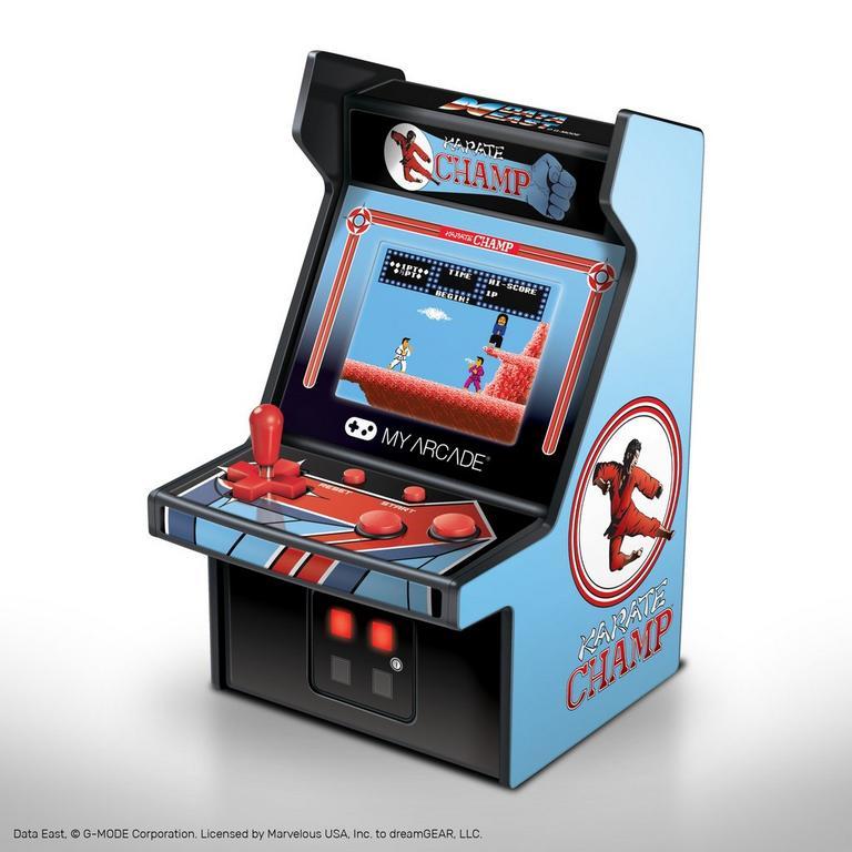 Karate Champ Retro Micro Player | Nintendo Dsi | GameStop