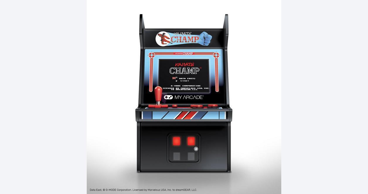 Karate Champ Retro Micro Arcade Machine