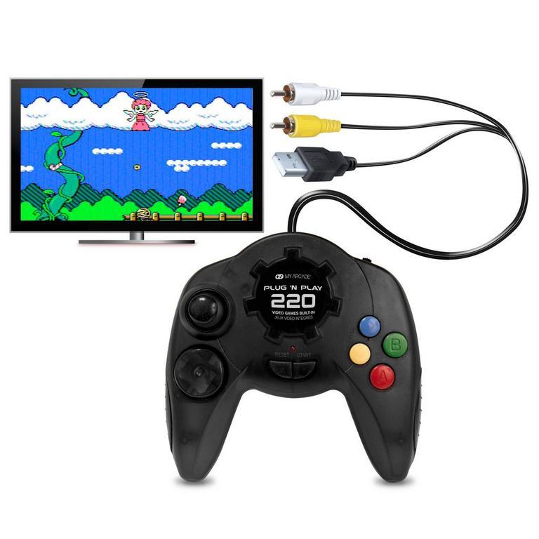 Plug 'N Play Controller