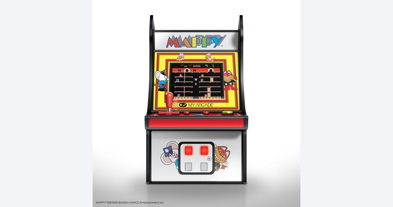 Mappy Retro Micro Player