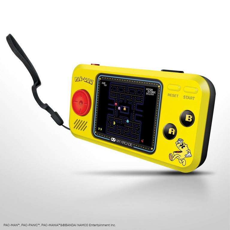 Pac-Man Retro Pocket Player
