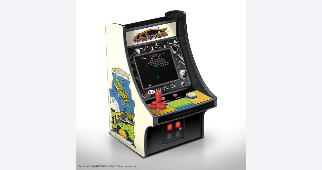 Galaxian Retro Micro Player