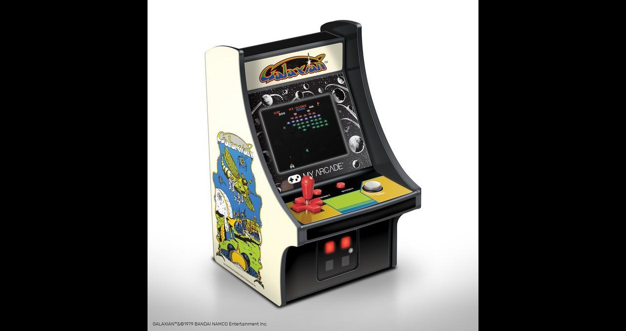 Galaxian Retro Micro Player