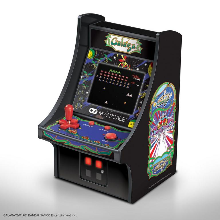Galaga Retro Micro Player