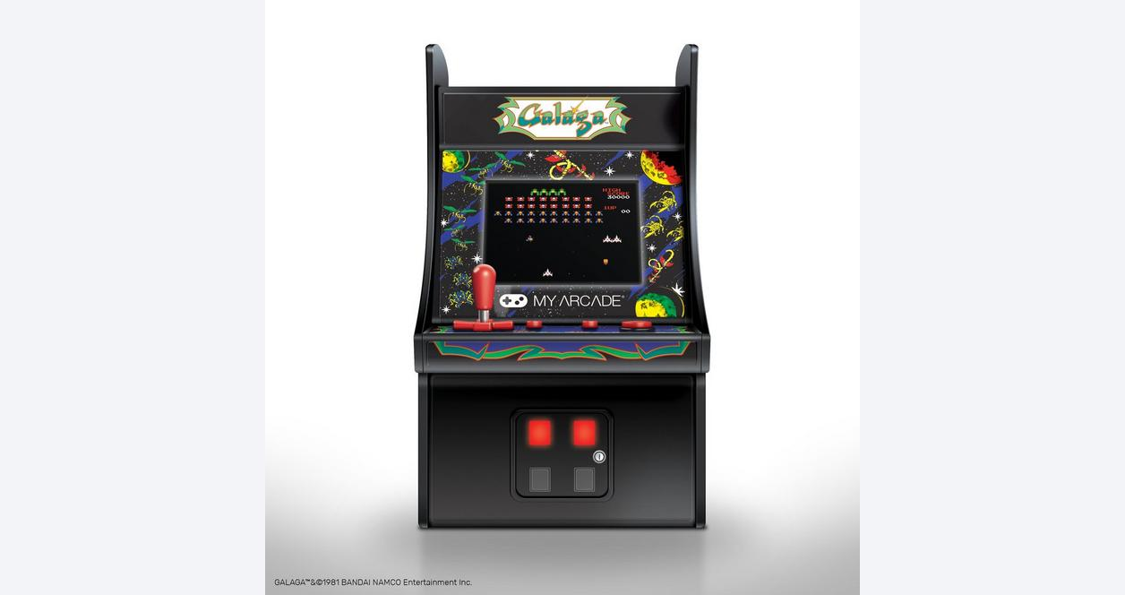 Galaga Retro Micro Player
