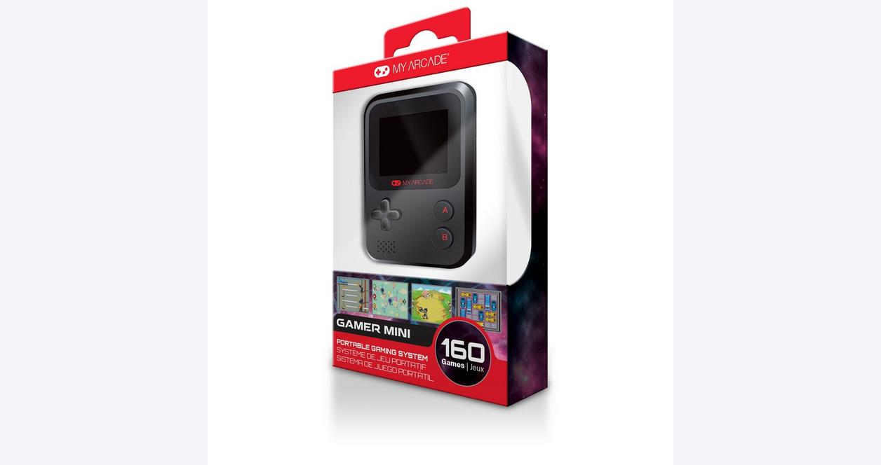 Gamer Mini Portable Gaming System