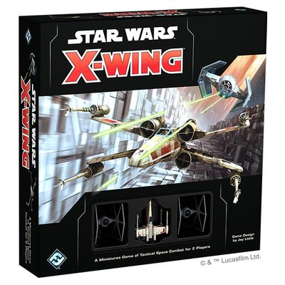 Star Wars X-Wing Second Edition Core Set Board Game