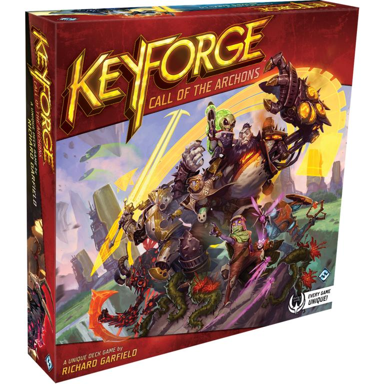 KeyForge: Call of the Archons Card Game