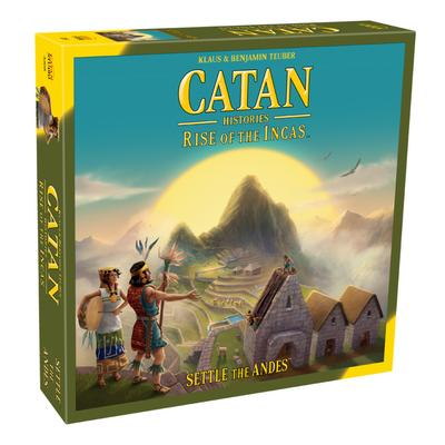 Catan Histories: Rise of the Incas Board Game