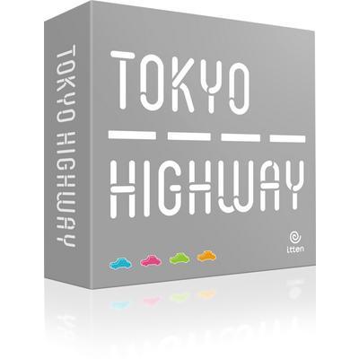 Tokyo Highway Board Game