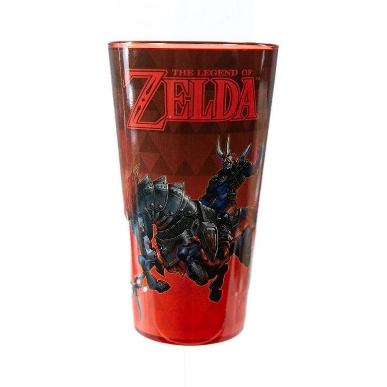 The Legend of Zelda Pint Glass