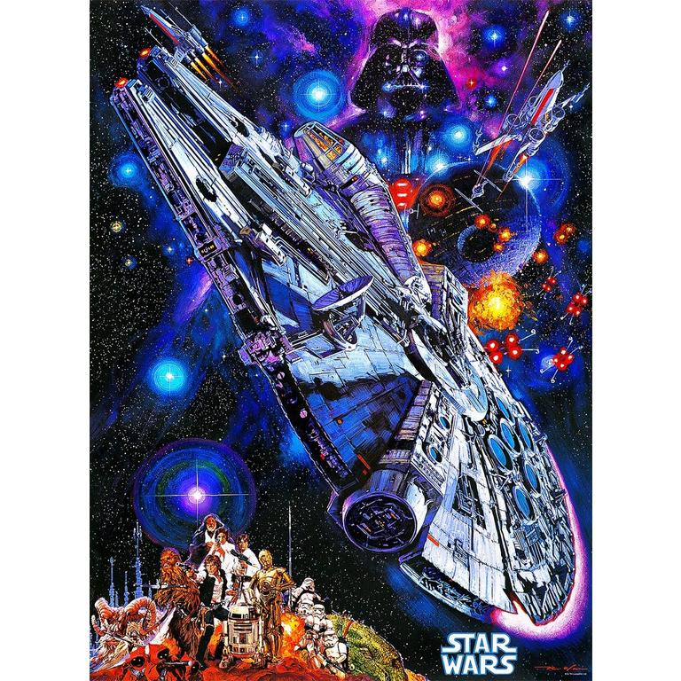 Star Wars: Vintage Art -- You're All Clear, Kid Puzzle