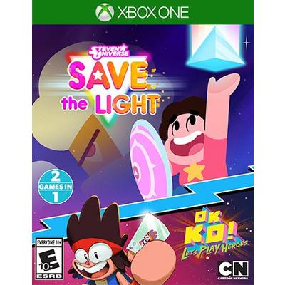 Steven Universe: Save the Light and OK K.O.! Let's Play Heroes Combo