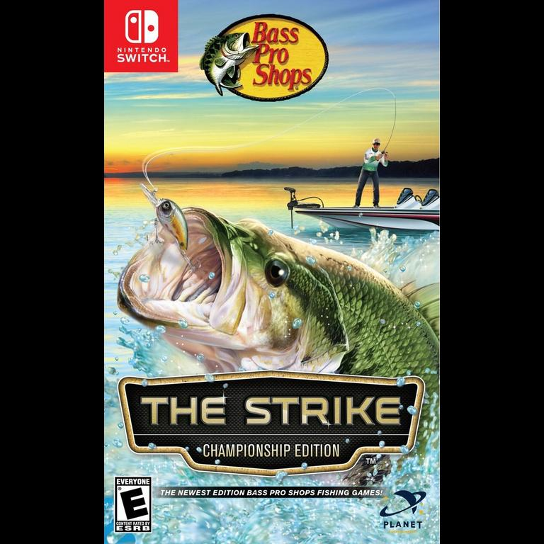 Bass Pro Shops The Strike Championship Edition Nintendo Switch Gamestop