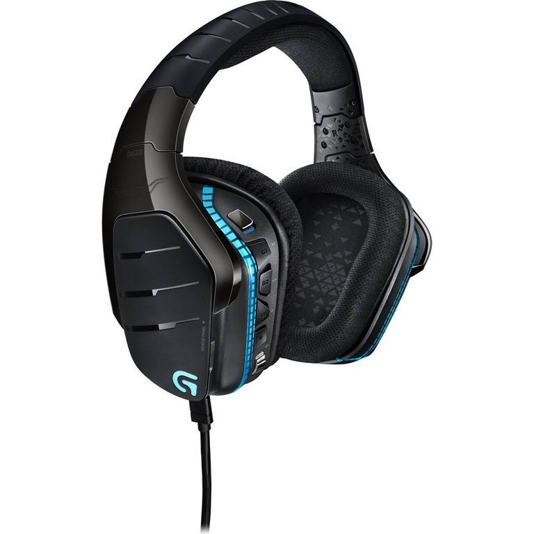 G633 Artemis Spectrum RGB Wired Gaming Headset