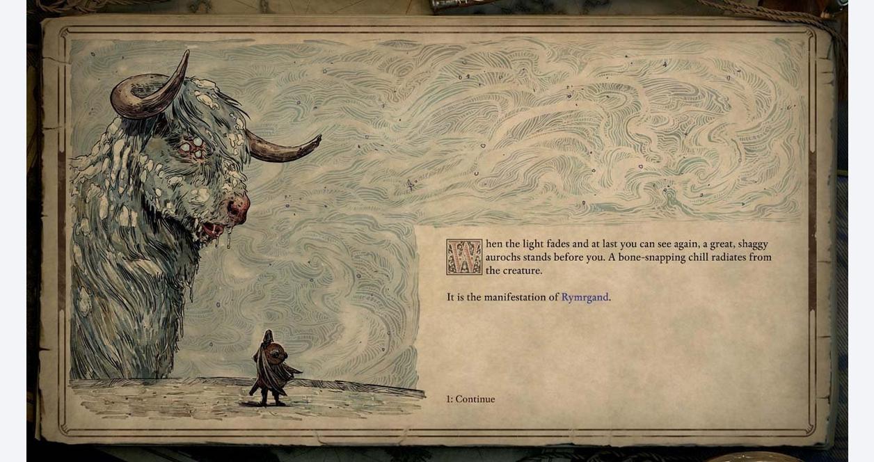 Pillars of Eternity 2: Beast of Winter