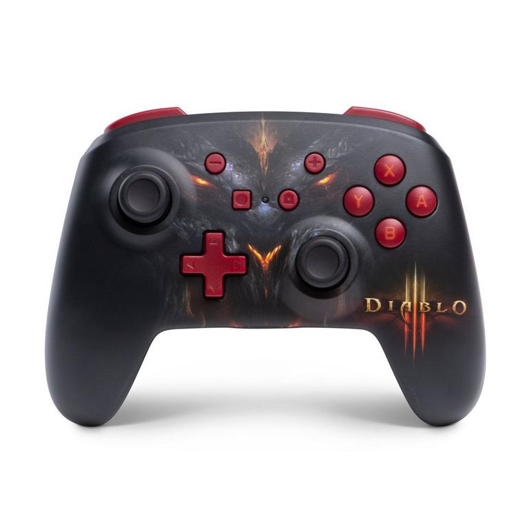 Diablo III Enhanced Wireless Controller for Nintendo Switch Only at GameStop