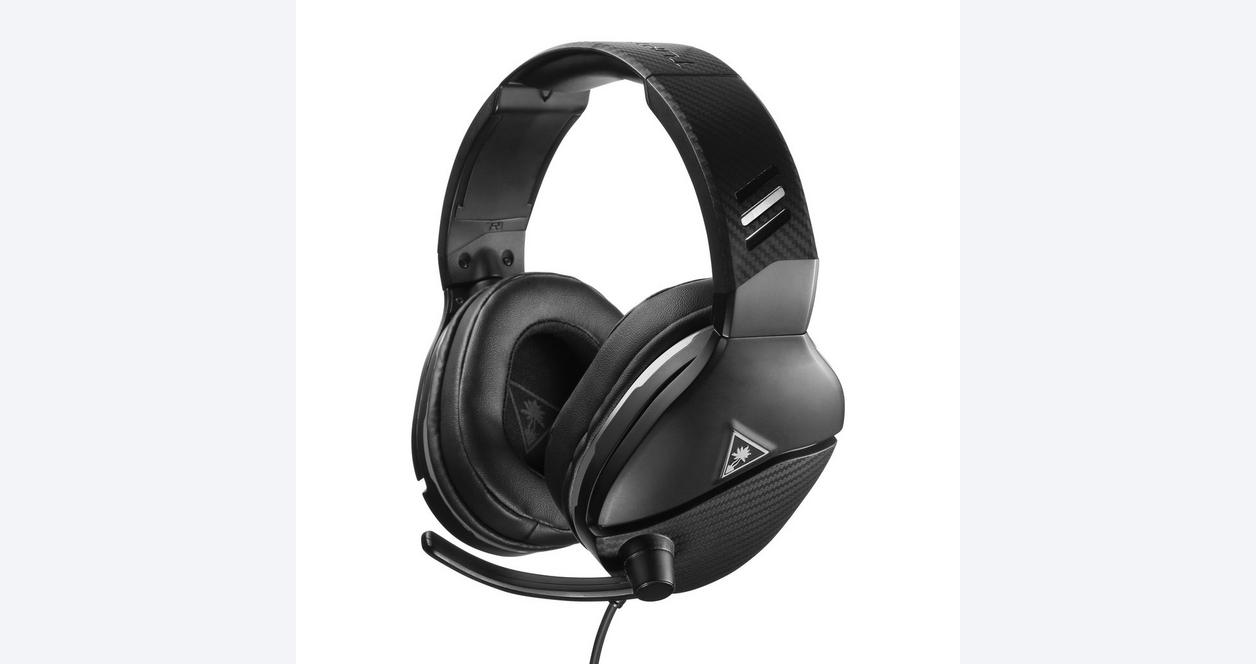 Recon 200 Amplified Black Wired Gaming Headset