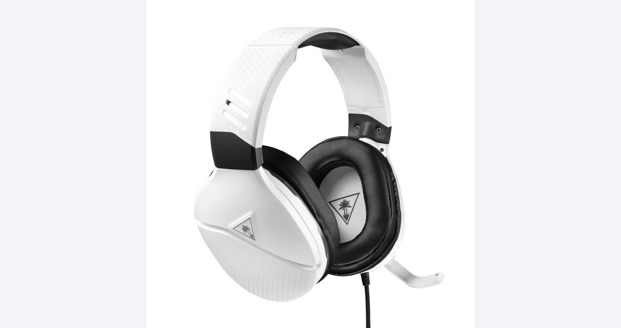 Recon 200 Amplified White Wired Gaming Headset