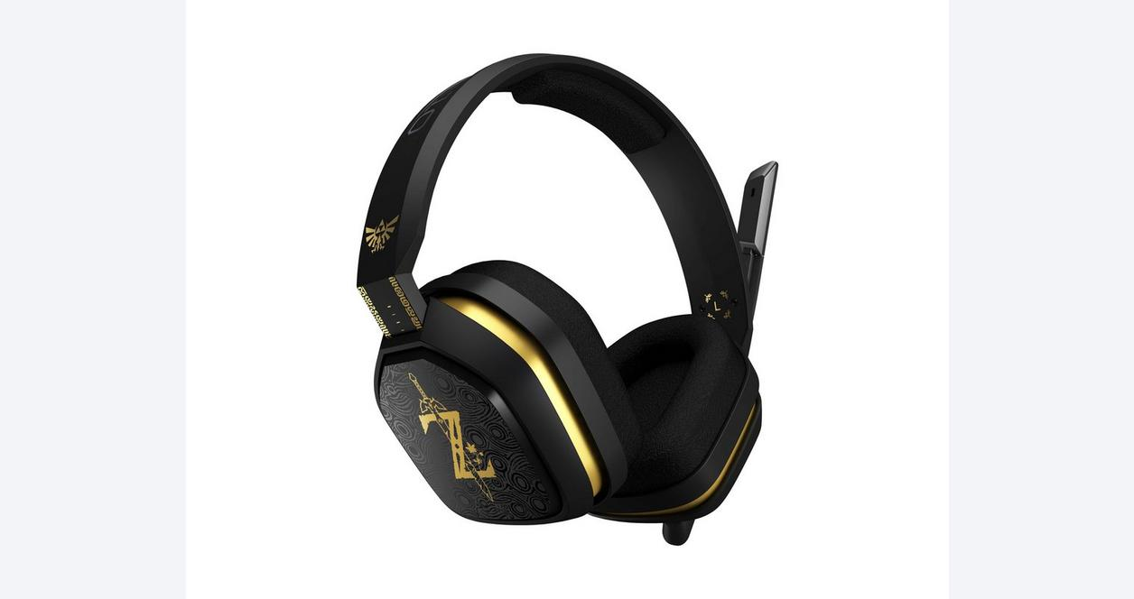 Astro A10 Gaming Headset - The Legend of Zelda: Breath of the Wild