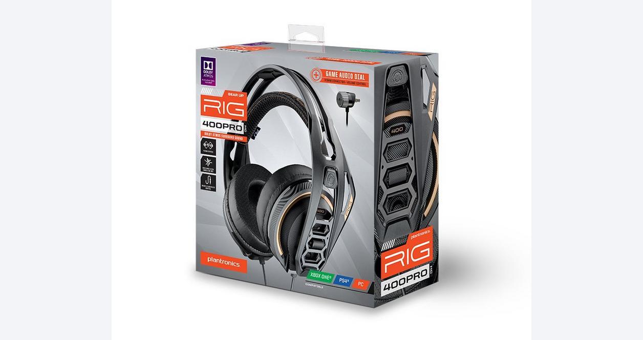 RIG 400 PRO HC Universal Headset | <%Console%> | GameStop