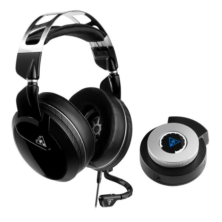PlayStation 4 Elite Pro 2 Black Gaming Headset and SuperAmp