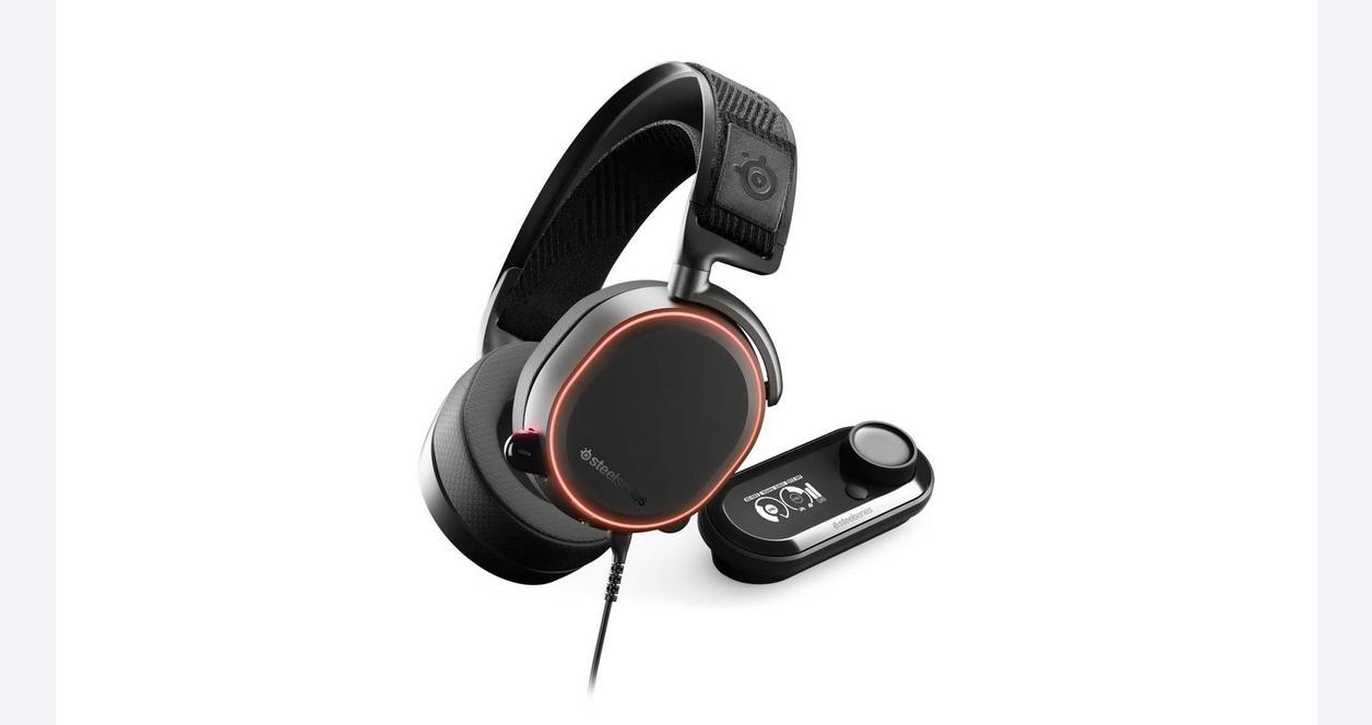 SteelSeries Arctis Pro + GameDAC Hi-Res Gaming Headset