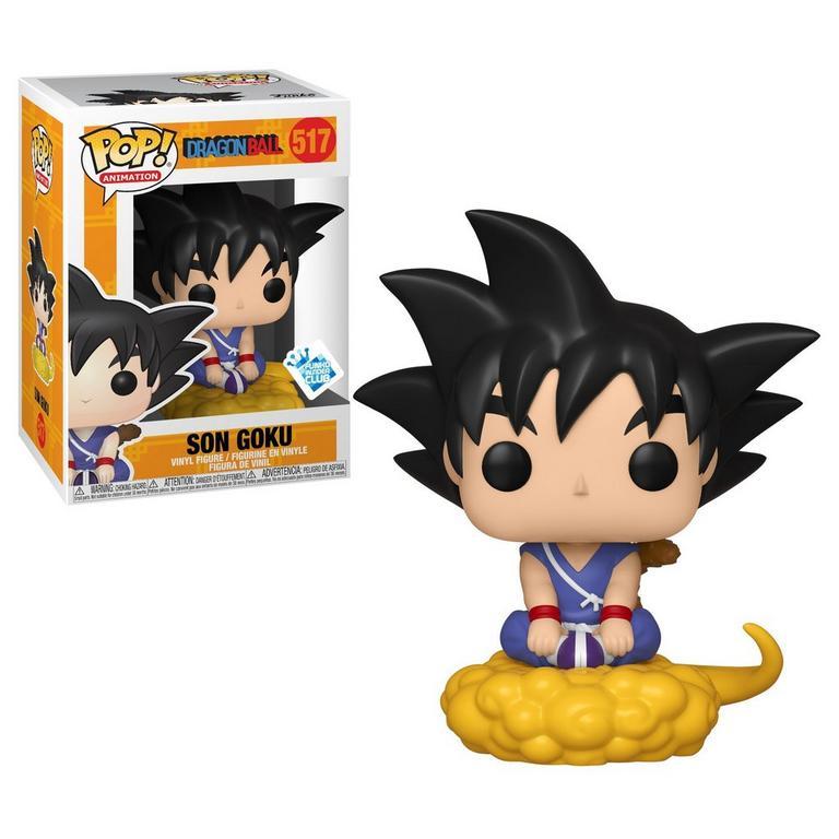 POP! Anime: Dragon Ball - Young Goku - Only at GameStop