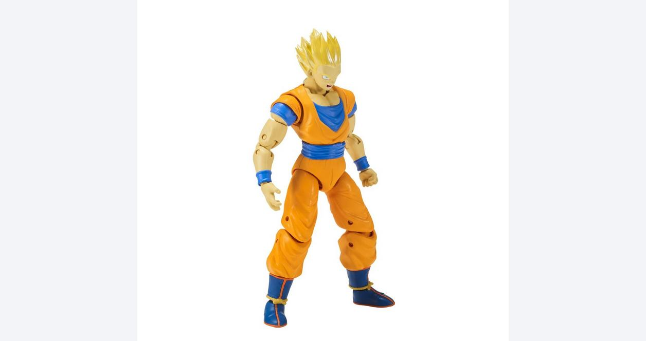 Dragonball: Super Dragon Stars - 6 Inch Super Saiyan Gohan Action Figure
