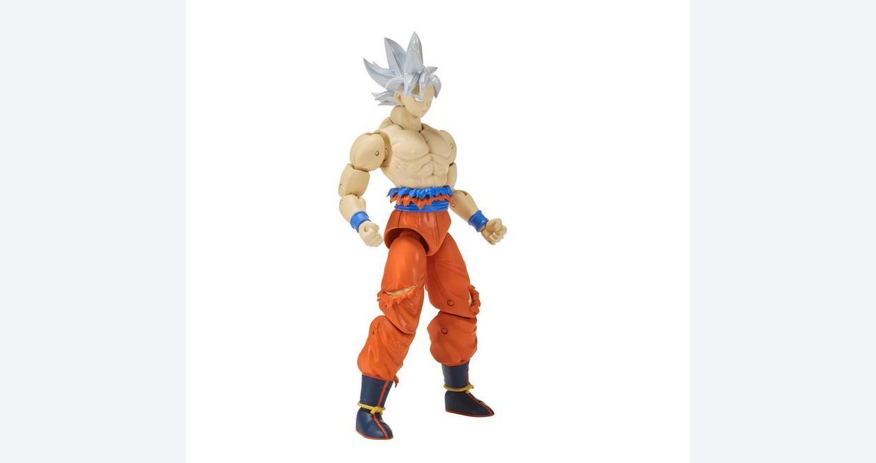Dragonball: Super Dragon Stars - 6 Inch Ultra Instinct Goku Action Figure