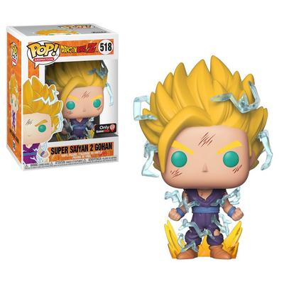 POP! Animation: Dragon Ball Z Super Saiyan 2 Gohan Only at GameStop