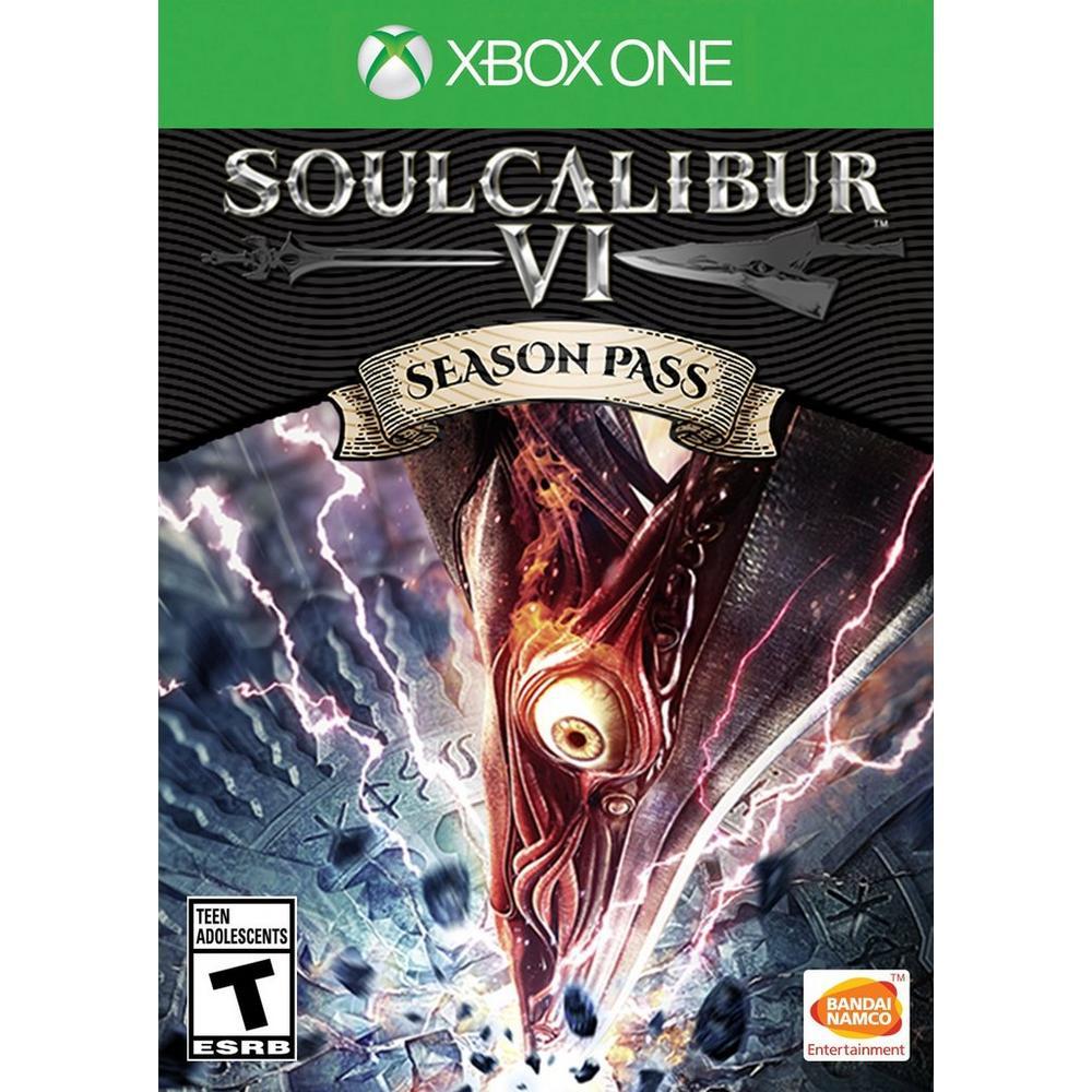 SoulCalibur VI Season Pass | Xbox One | GameStop