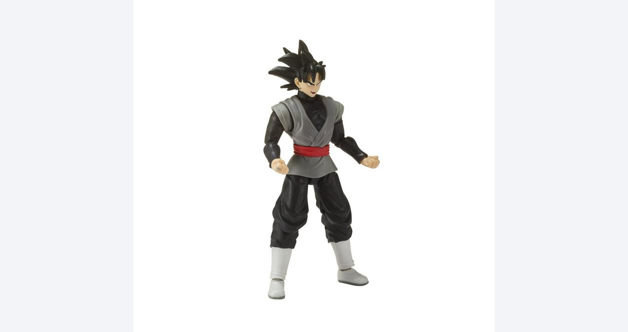 Dragonball: Super Dragon Stars - 6 Inch Goku Black Action Figure