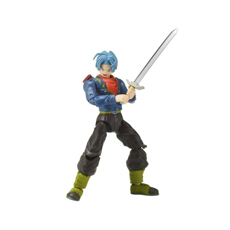 Dragonball: Super Dragon Stars - 6 Inch Future Trunks Action Figure