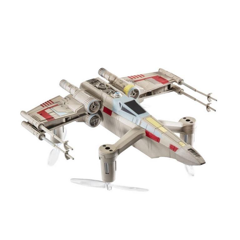 STAR WARS T-65 X-Wing Starfighter Drone