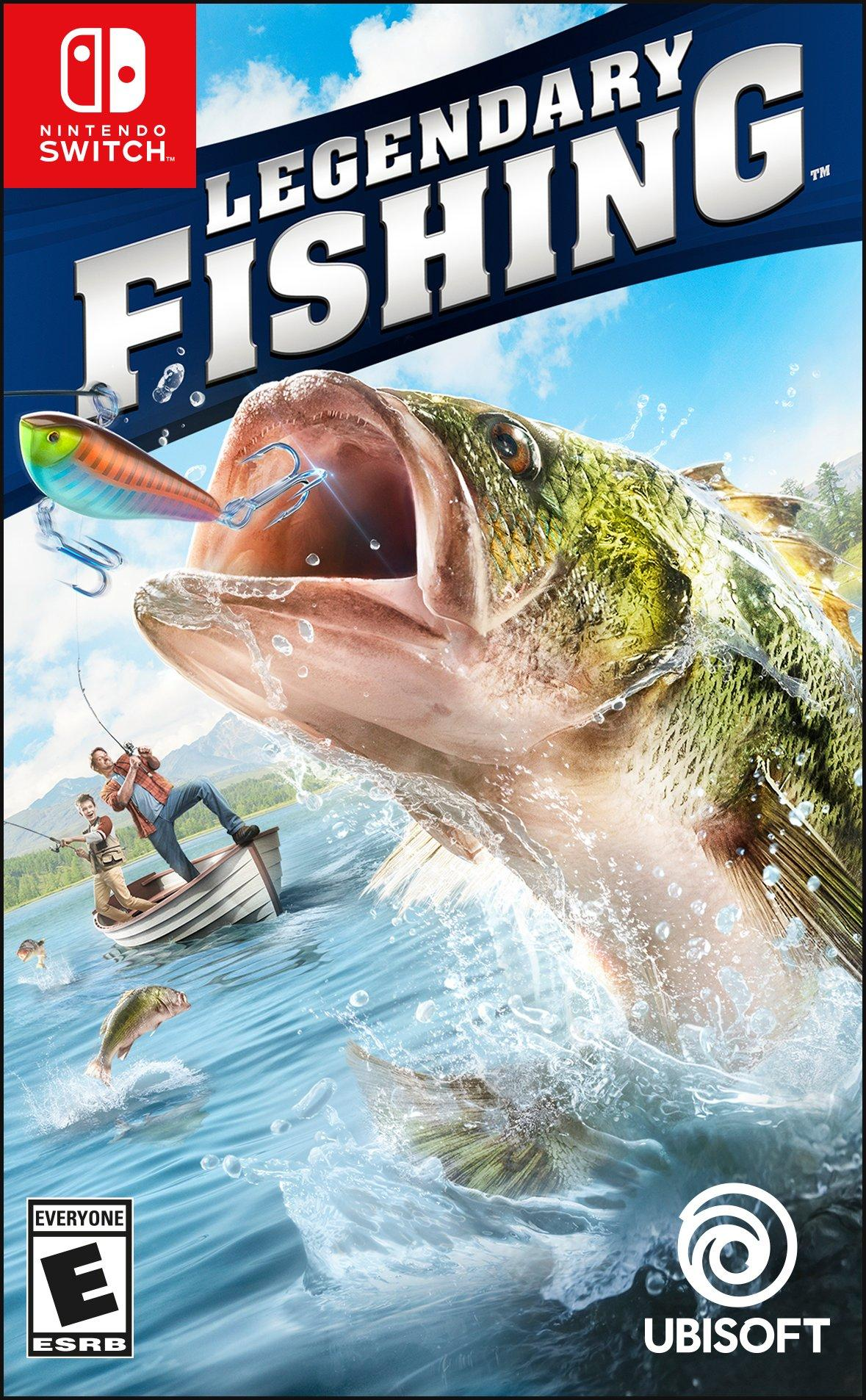 Legendary Fishing Nintendo Switch Gamestop