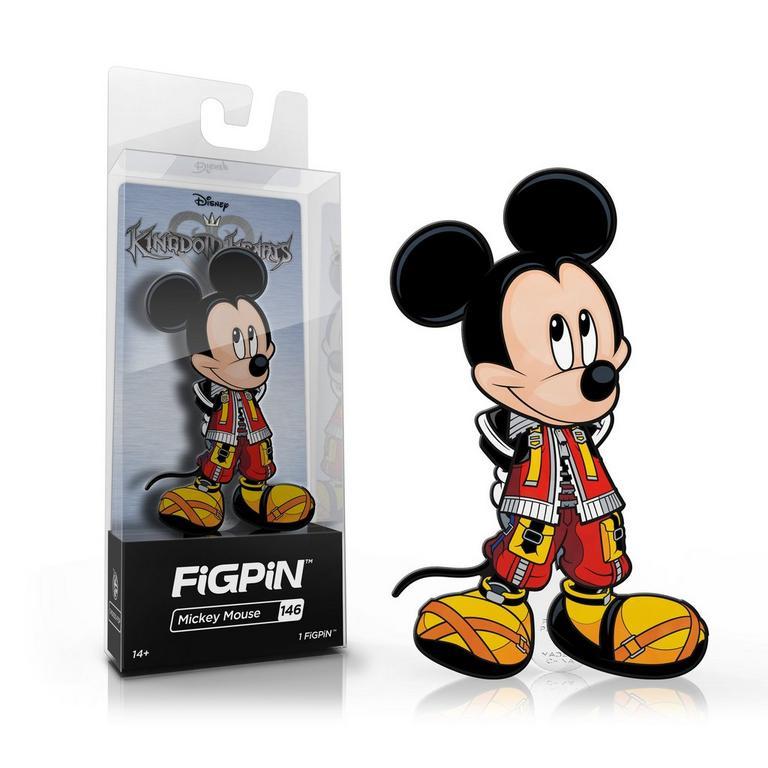 Kingdom Hearts Mickey FiGPiN