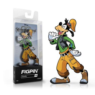 Kingdom Hearts Goofy FiGPiN