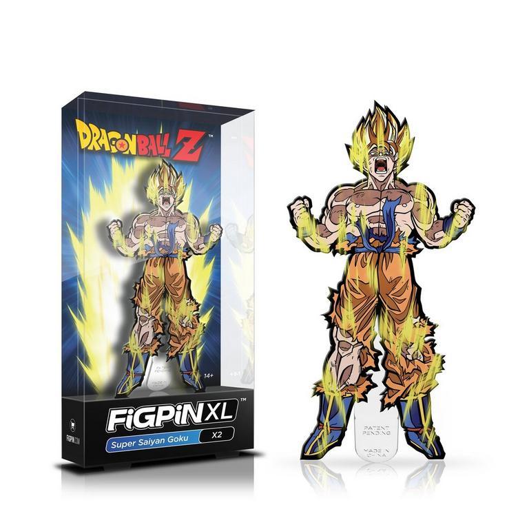 Dragon Ball Z Super Saiyan Goku FiGPiN XL