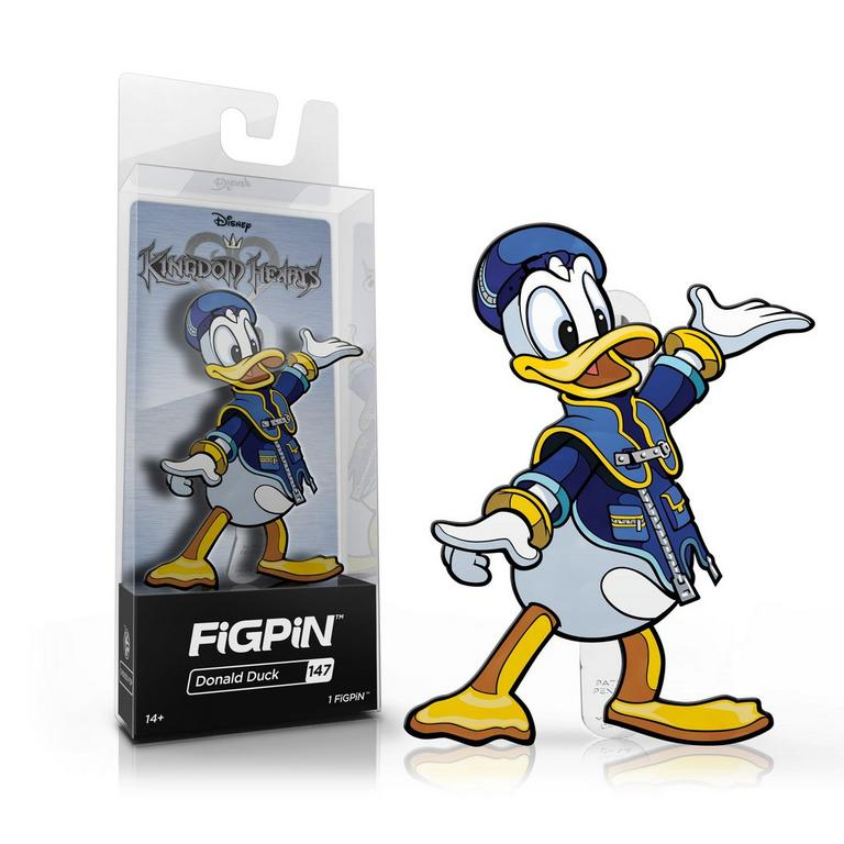 Kingdom Hearts Donald Duck FiGPiN