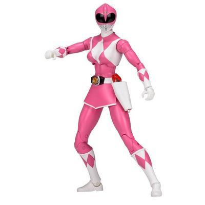Power Rangers Legacy 6 inch Figure: Mighty Morphin Power Rangers - Pink Ranger