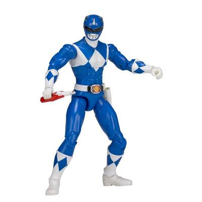 Power Rangers Legacy 6 inch Figure: Mighty Morphin Power Rangers - Blue Ranger