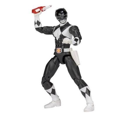 Power Rangers Legacy 6 inch Figure: Mighty Morphin Power Rangers - Black Ranger