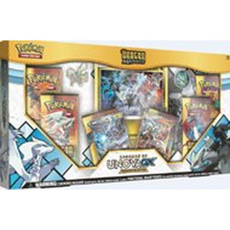 Pokemon Trading Card Game: Dragon Majesty Legends of Unova GX Premium Collection