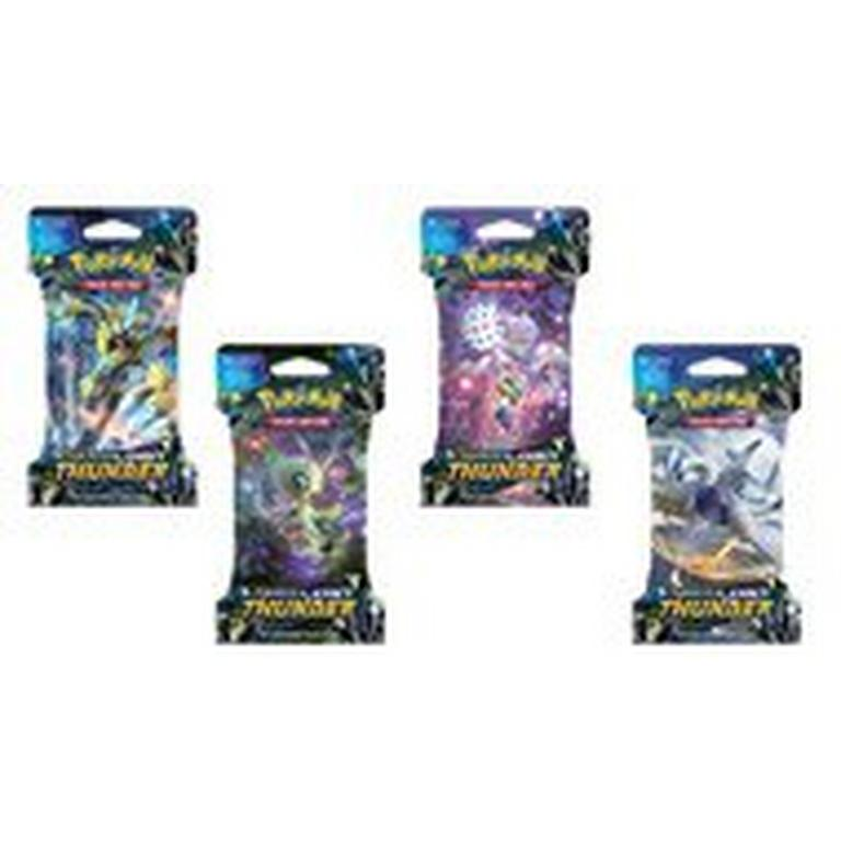 Pokemon Trading Card Game: Sun & Moon Lost Thunder Booster