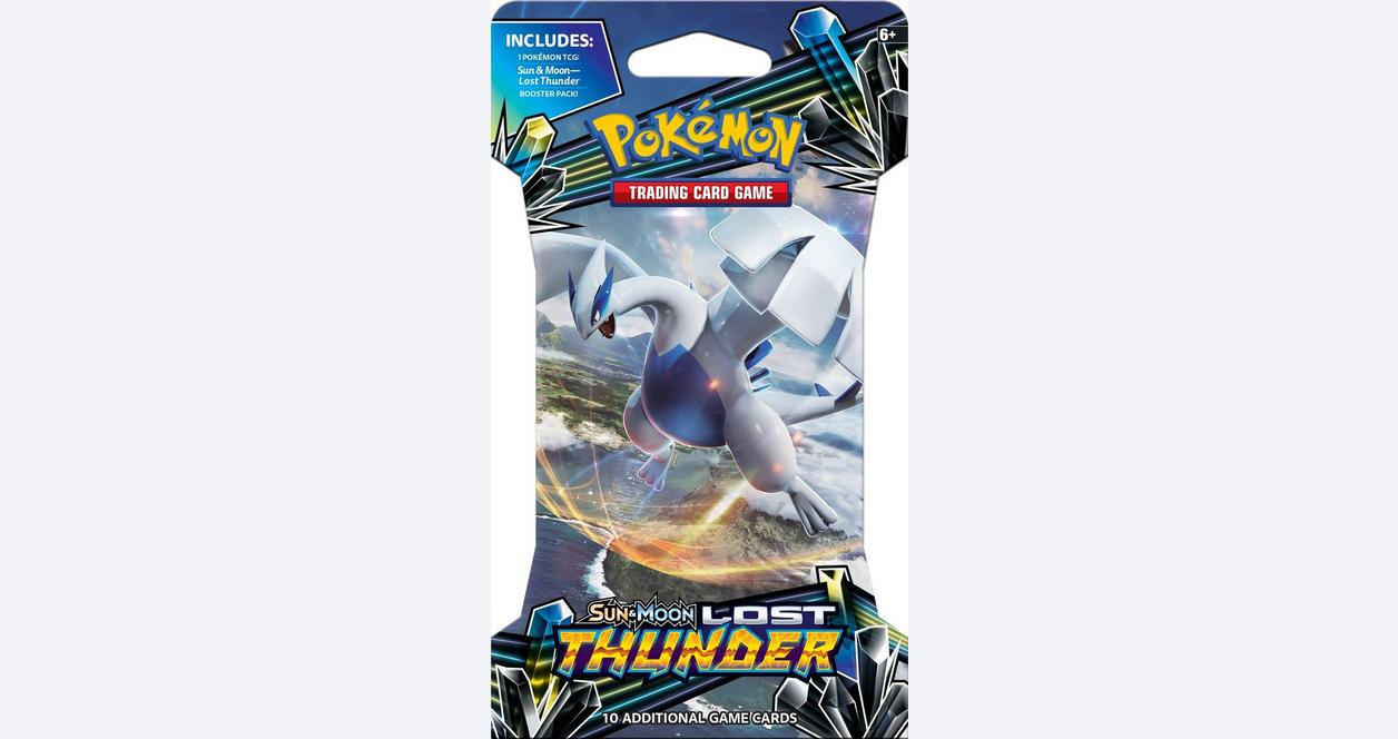 Pokemon Trading Card Game: Sun and Moon Lost Thunder Booster Pack