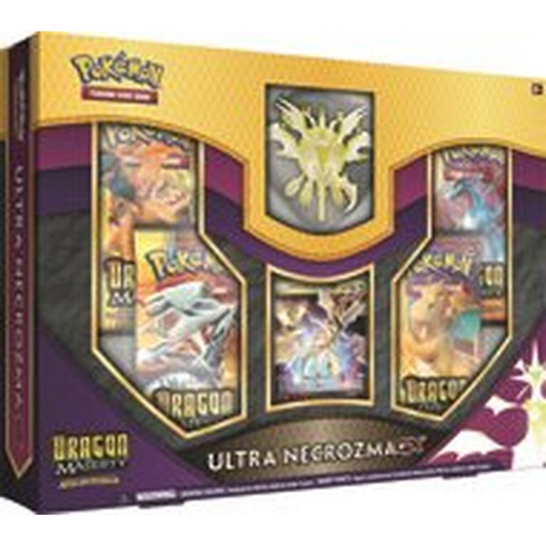 Pokemon Trading Card Game: Dragon Majesty Figure Collection Ultra Necrozma GX